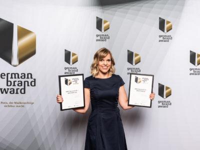 German Brand Award 2019 für die MEISTERlinie von MHG Heiztechnik